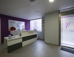 Recepción clínica dental
