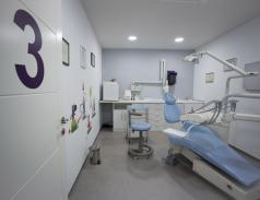 Gabinete odontología infantil