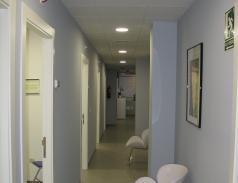 Pasillo clínica dental
