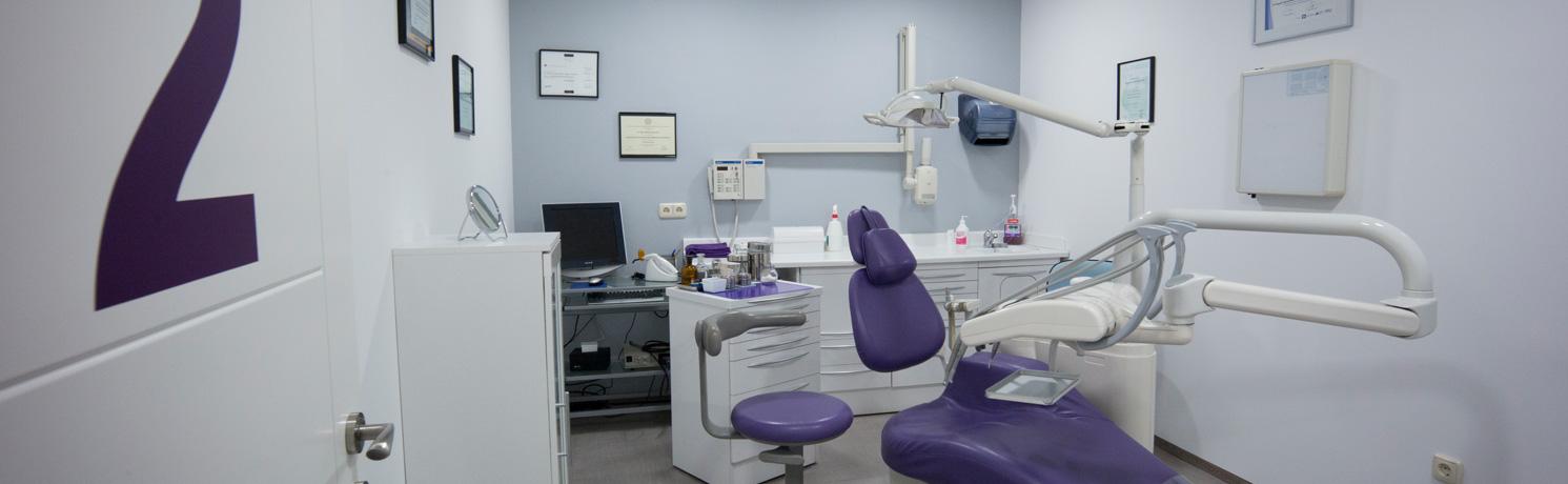 Consulta Clínica dental Dr. Alberto G. López-Casero